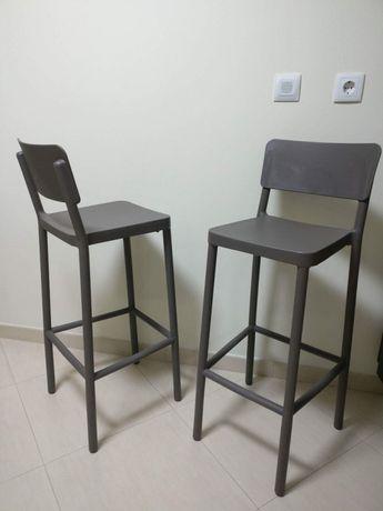 Cadeiras altas cozinha