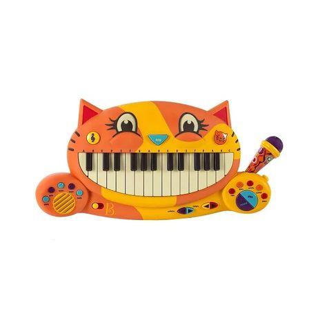 Музыкальная Игрушка Котофон Battat BX1025Z детское пианино синтезатор