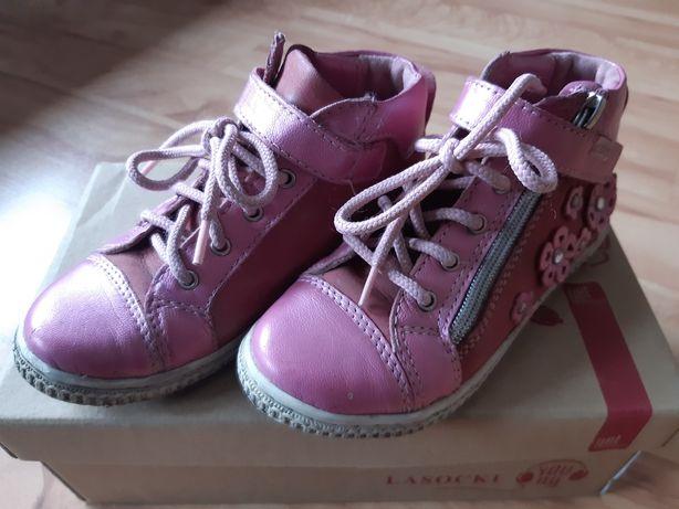 Lasocki buciki roz. 29
