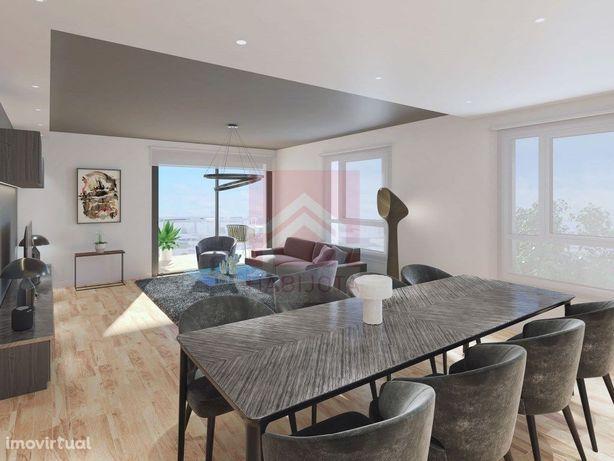 Apartamento T3 novo em Paranhos