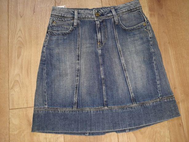Spódniczka jeansowa Levis xs s nowa z metka