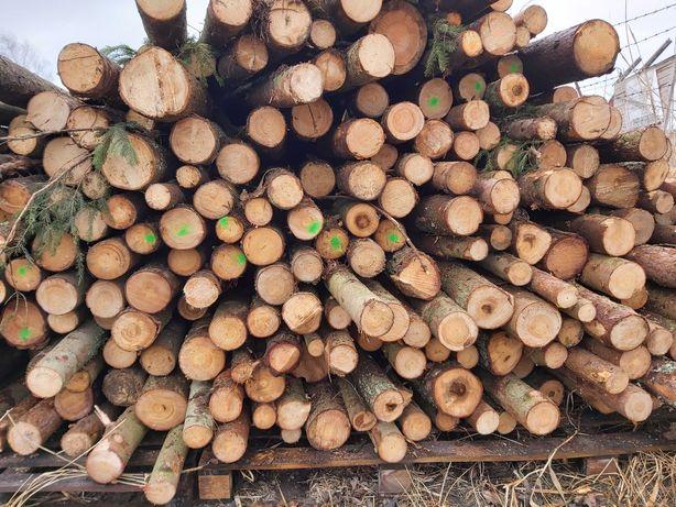 Stemple drewniane budowlane 3m