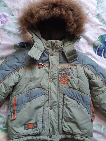 Зимняя куртка Kiko для мальчика