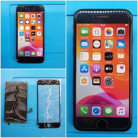 Екран Iphone Samsung Xiaomi Huawei Meizu Ремонт/Переклейка/Заміна скла