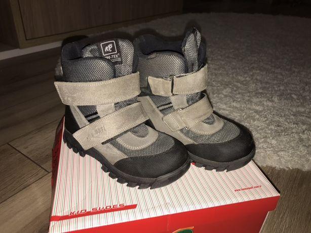 Продам зимние ботинки Kemal Pafi