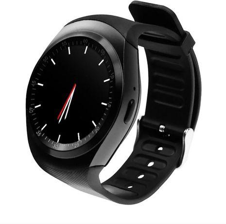 Смарт годинник ROUND WATCH GSM Умные часы MT855