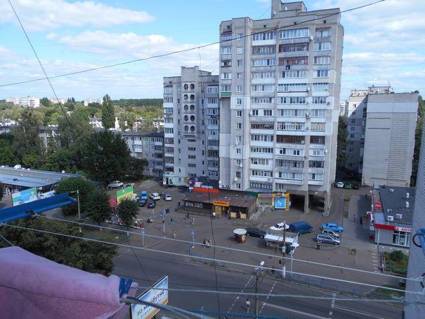 2 - ух ком квартира Полевая р-н рынка Семейный кирпич