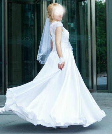 Свадебное платье 8500 руб.