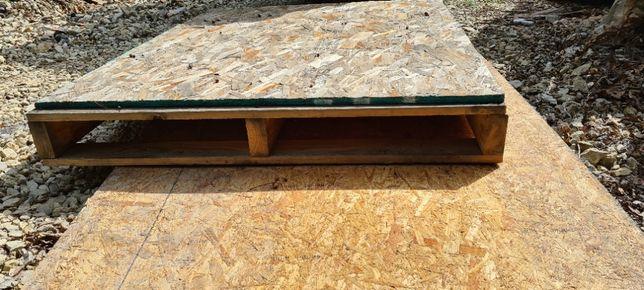 paleta drewniana 100X100 pełna