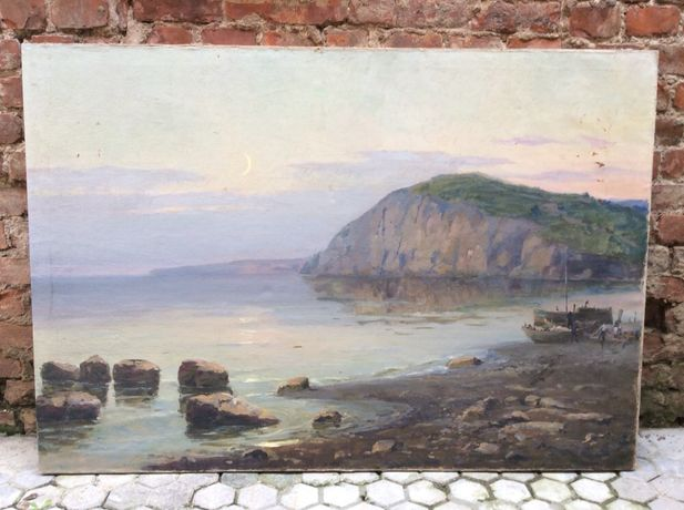 Картина «Гурзуф.» Руфим Судковский