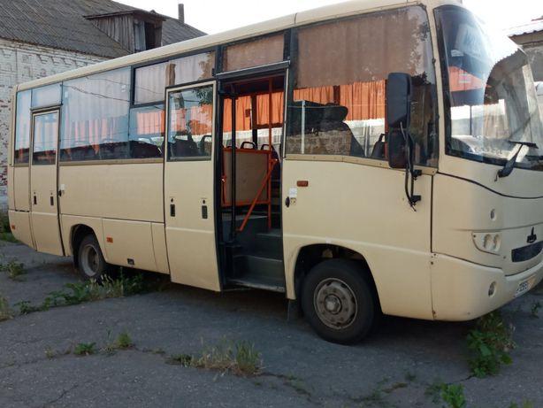Продам автобус МАЗ 256 2006 года