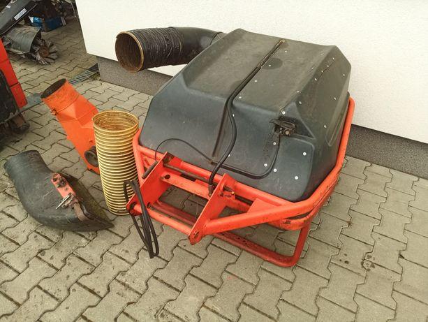 Kubota GCD 420 kosz na trawę turbina komplet