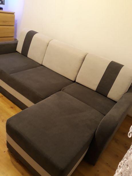 Sofa/narożnik Z funkcją spania 198×145 (2019r.)