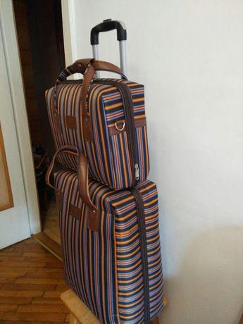 Дорожные чемоданы.