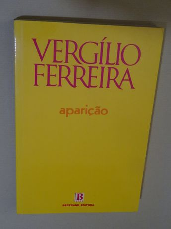 Aparição de Vergílio Ferreira