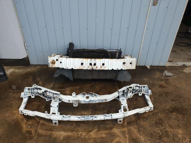 Pas przedni chlodnice Ford Focus MK2 lift 1.6TDCI