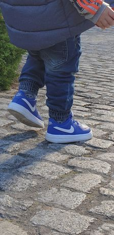 Nike Air Force 1 dziecięce r.22