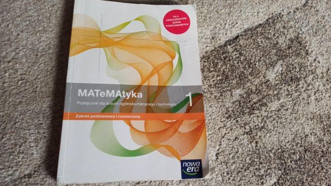 Matematyka 1 Podręcznik do LO i techn.