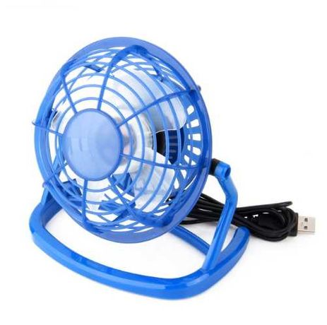 USB вентилятор кулер мощный