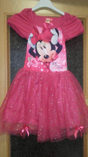 Sukieneczka karnawałowa.