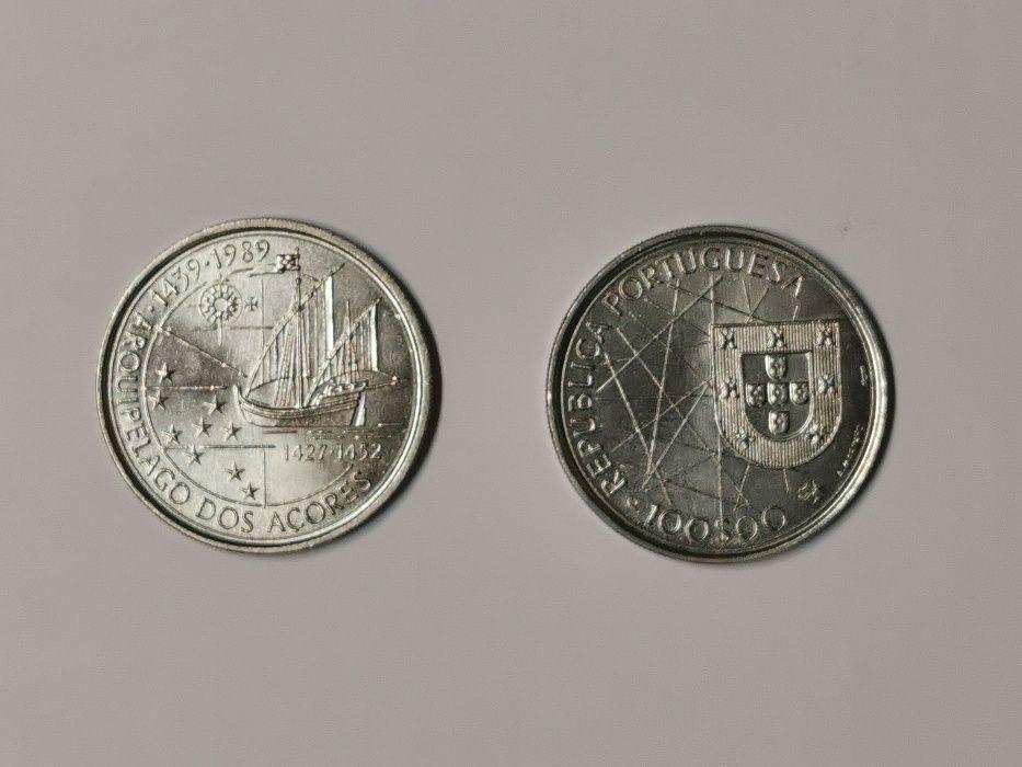 Moeda Comemorativa de 100$00 – Arquipélago dos Açores
