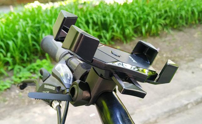 Велотримач тримач для велосипеда скутера самоката