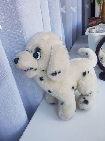 Собачка песик іграшка далматинець