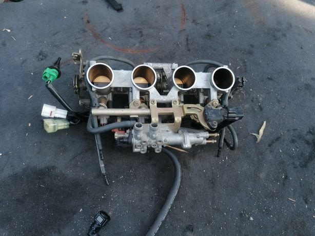 Yamaha FZ 6 N lub S FZ6 wtryski przepustnice