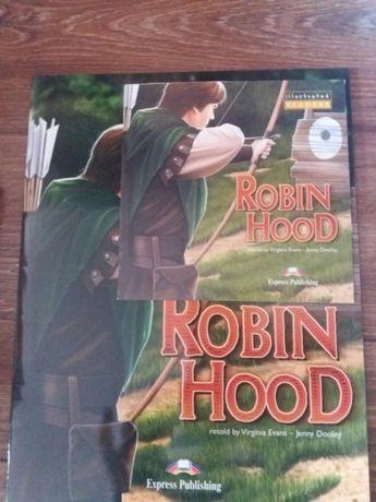 Robin Hood i inne Express Publishing książka ćw CD