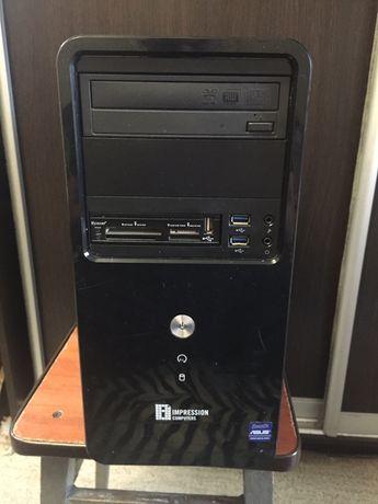 Компьютер i3 + монитор LG22 дюймовый