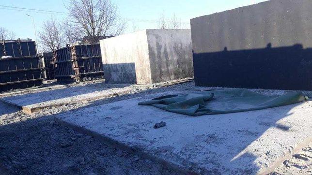 Zbiornik 8000l betonowy szambo betonowe piwnice, kanały samochodowe