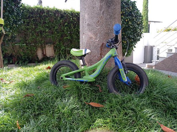 Bicicleta Criança Balance Bike