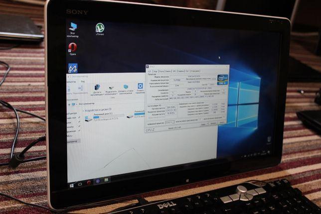 "Моноблок Sony Vaio 20""сенсорный, LED - Intel Core i5-3317"