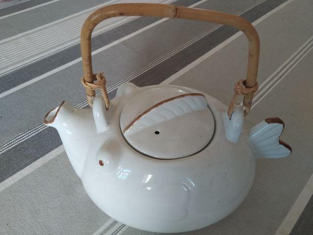 чайник-заварник рыбка.butlers