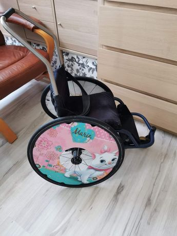 Wózek inwalidzki dziecięcy Panthera Micro Long