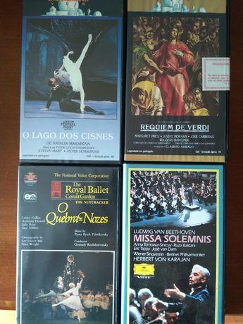 VHS música clássica