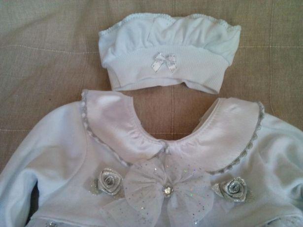 Для принцессы на крещение платье