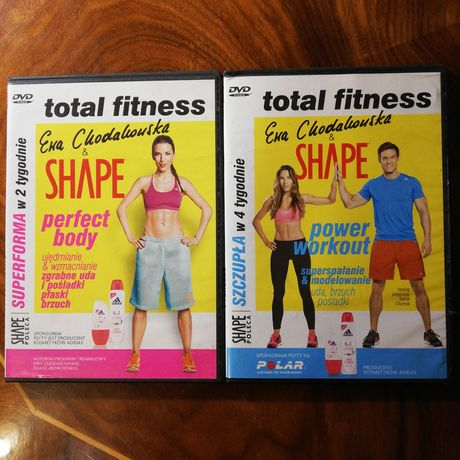Chodakowska Total fitness - gimnastyka 2 cd