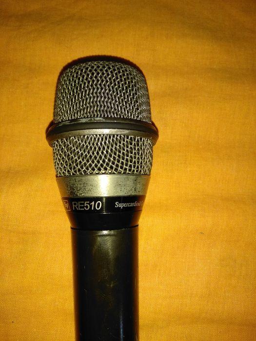 Мікрофон Electro Voice RE 510 shure, Seenheiser, AKG, audix audio tech Львов - изображение 1