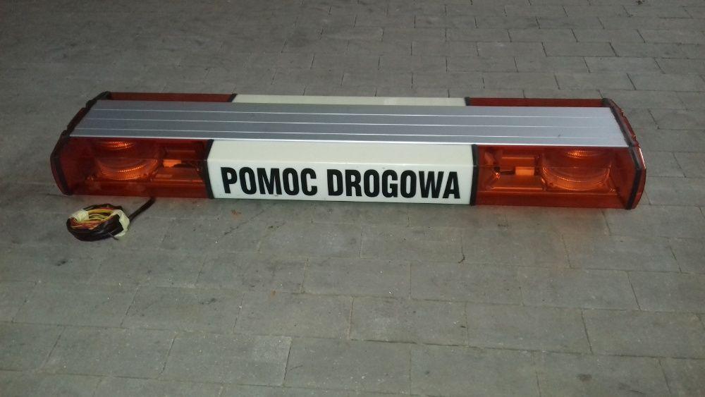 Lampa stroboskopowa, kogut, służba pomoc drogowa , Nakło nad Notecią - image 1