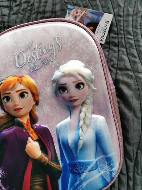 Plecak Frozen II Kraina Lodu Plecaczek