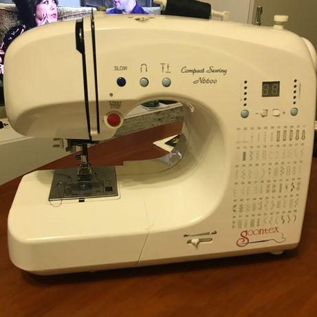 Soontex n6600 швейная машинка