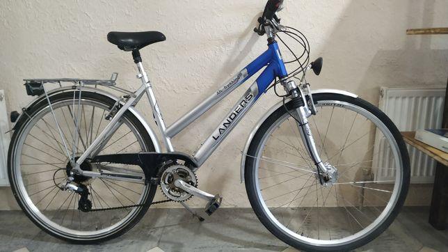 Алюминиевый б/у велосипед Landers Alu-Trekking