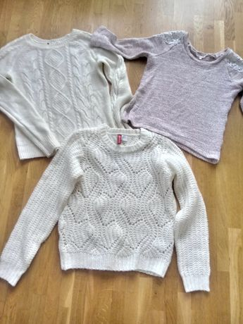 Sweterek h&m roz.xs