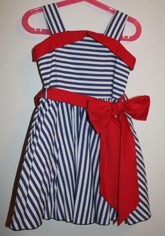 Vestido 3 e 6 anos - marca quinper
