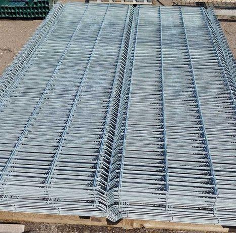 Panel ogrodzeniowy ocynk 1530 mm / 2500 mm grafit zieleń ogrodzenia