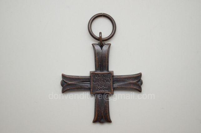 Krzyż Monte Cassino ** 35 Kompania Warsztatowa ** 250 Nadań **