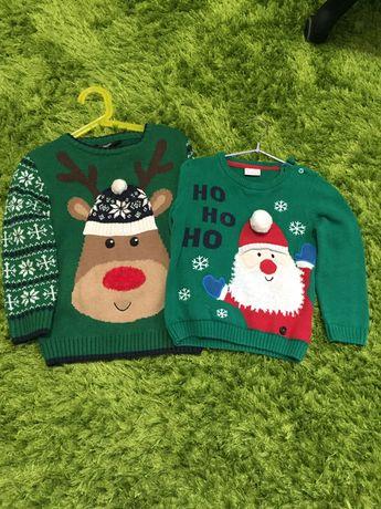 Новогоднии свитера