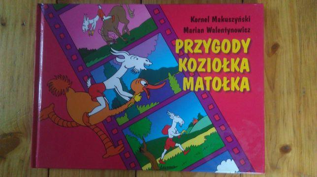 Przygody Koziołka Matołka - K. Makuszyński, M. Walentynowicz