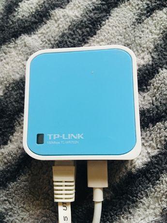 TL-WR702N Nano Router TP-link komplet !!